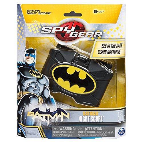 Spy Gear - 6027329 - Accessoire de Déguisement - Jumelles Batman