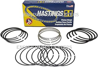 Hastings Moly Piston Ring Set +.030