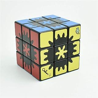 High quality Gear Rubik Cube 3x3x3 Rubik Cube with Hidden Internal Gear Cube Personality Design Speed Cube Puzzle Brain Te...