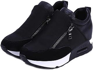 Weant Chaussures Femme Baskets Mode Mixte Adulte Chaussures Femmes ete Baskets Mode Chaussures de Sport Bottes Classiques ...