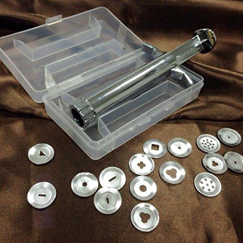 Zreal modelleerapparaat voor verschillende materialen, voor decoratie, bestaande uit in totaal 20 delen