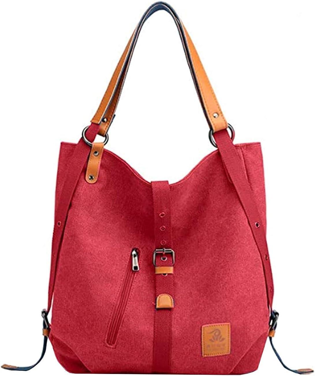 Rullar Women 3Ways Canvas Animer and price revision Purses Bac Handbags Max 40% OFF Totes Shoulder Bag