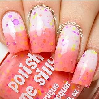 Creamsicle Surprise- Color Changing Thermal Nail Polish