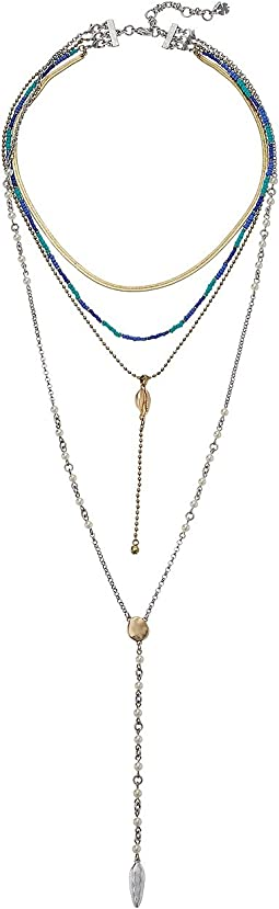 Lucky Brand Statement Layer Necklace