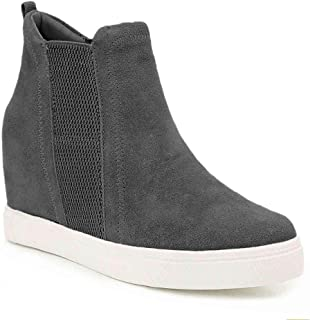 wedge high top