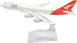 TANG DYNASTY 1/400 16cm カンタス航空 Qantas Airlines ボーイング B747 高品質合金飛行機プレーン模型 おもちゃ