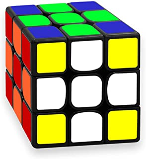 Cornertrace LightningPro: Competition Speed Cube, Durable and Turns Quicker Than Original, Best 3x3 Logic Game Magic Toy f...