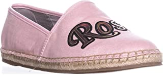 Sam Edelman Circus Leni8 Espadrille Slip On Flats, Rose All Day US