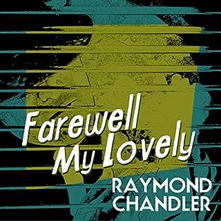 Farewell My Lovely audiobook cover art