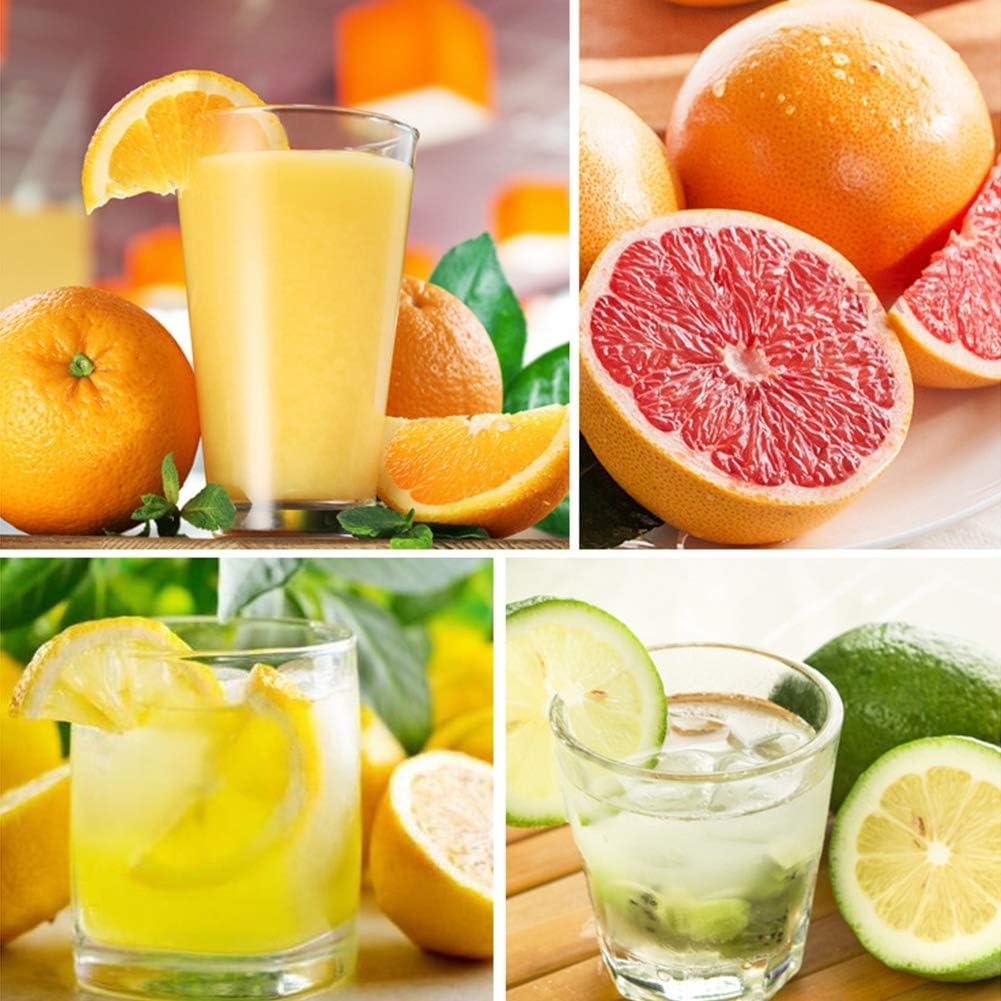 Exprimidor manual Fácil de usar Exprimidor manual de limón Exprimidor de frutas Verde