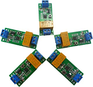 Eletechsup 5V~12V DC Motor Reverse Polarity Cyclic Timer Switch Time Repeater Delay Relay (5)