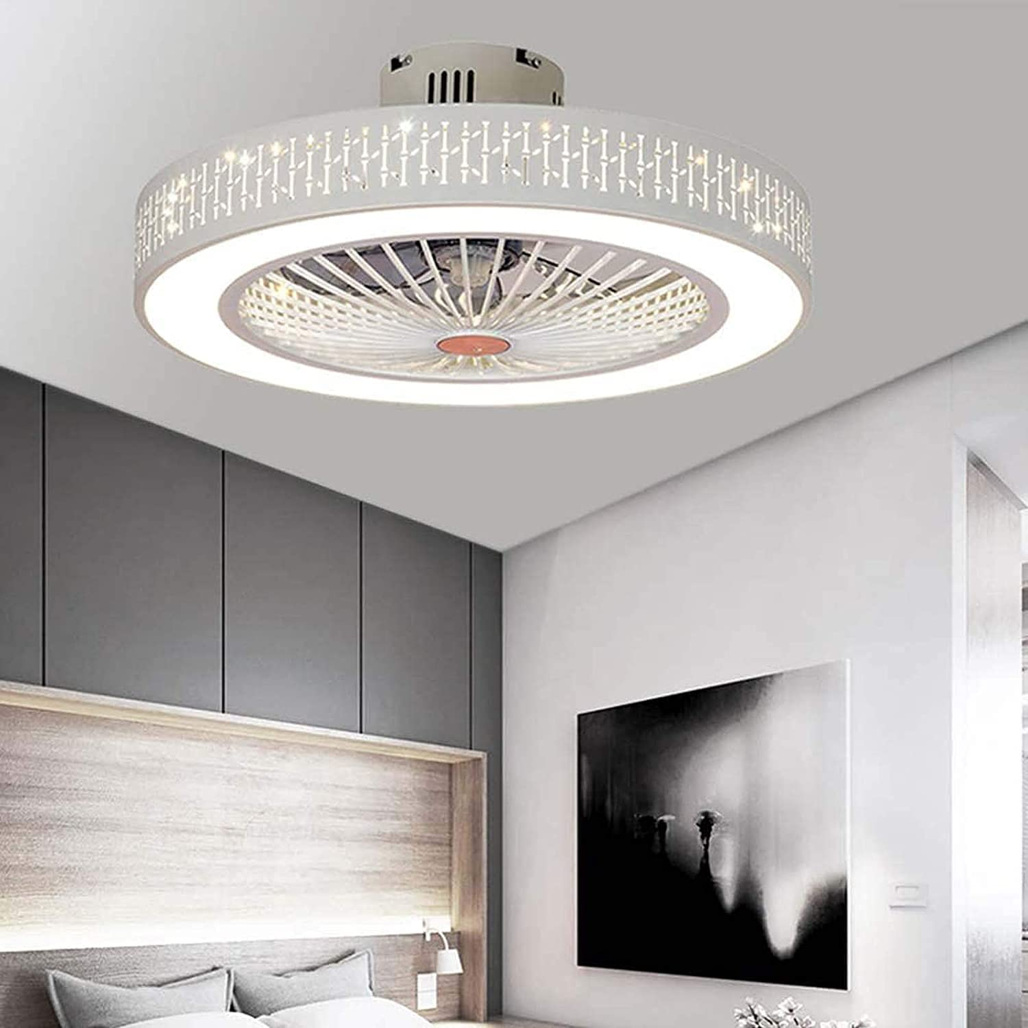 Ceiling Lamp Fan with LED Lighting Remote Control Qu Animer and price revision and Challenge the lowest price of Japan