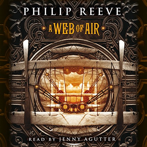A Web of Air                   De :                                                                                                                                 Philip Reeve                               Lu par :                                                                                                                                 Jenny Agutter                      Durée : 7 h et 28 min     Pas de notations     Global 0,0