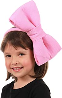 elope Disney Pixar Toy Story 4 Bo Peep Costume Large Bow Headband Pink