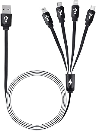 Amazon Com 4 In 1 Charging Cable
