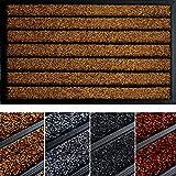 Extra Durable Door Mat 30x18 - Welcome Mats for Front Door - Door Mats for Home Entrance - Front Door Mat Outdoor - Outdoor Doormats - Indoor Door Mat - Heavy Duty Doormat - Entryway Rug - Welcome Mat