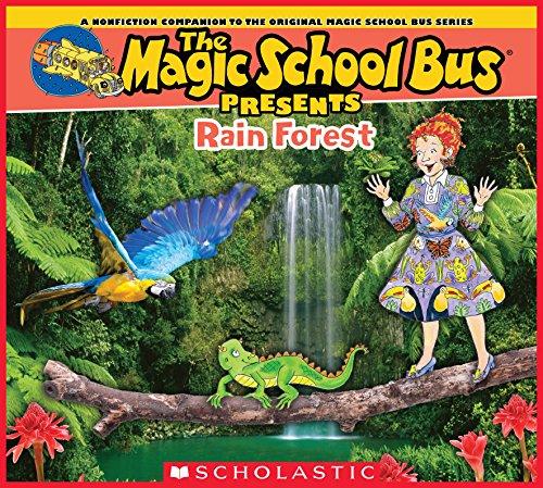 Magic School Bus Presents: The Rainforest (English Edition)