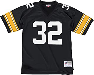 Mitchell & Ness Franco Harris Pittsburgh Steelers Men's NFL Premier Black Jersey