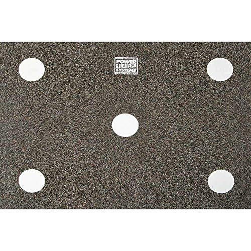Power Systems Premium Dot Drill Mat - Speed and Agility Training - Made in The USA