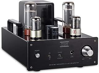 Stereo EL34 Vacuum Tube Class A Amplifier Single-Ended HiFi Audio Headphone Amp