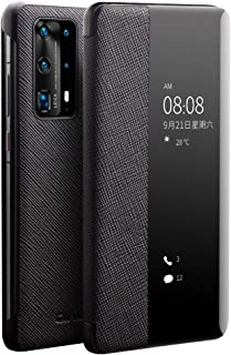 MJGOGO حافظة جلدية متوافقة مع هواوي P40 برو Huawei P40 Pro PXQ-P40 Pro