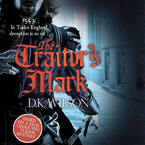 The Traitor's Mark audiobook cover art