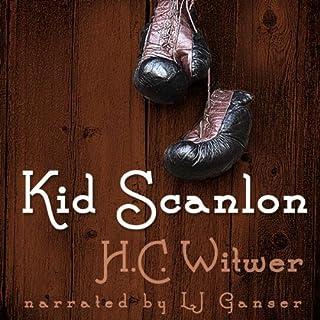 Kid Scanlan audiobook cover art