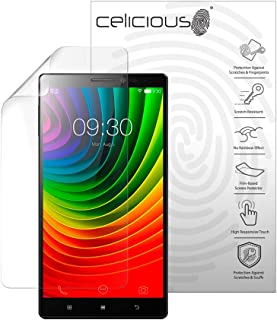 Celicious Vivid Plus Mild Anti-Glare Screen Protector Film Compatible with Lenovo VIBE X2 Pro [Pack of 2]