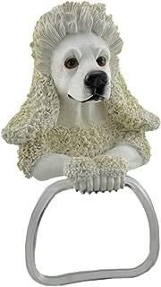 Poodle Towel Holder