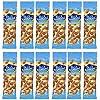 Blue Diamond Almonds, 1.5oz tubes, Roasted Salted, 12 ea by Blue Diamond Almonds