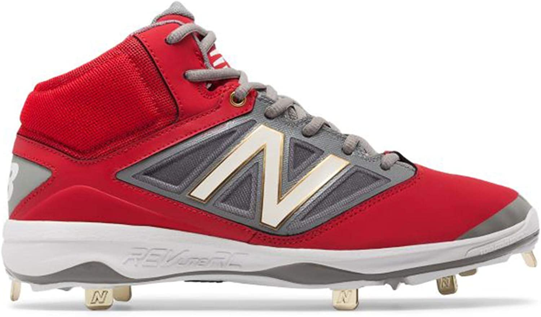 New Balance Men's M4040V3 Cleat Baseball shoes