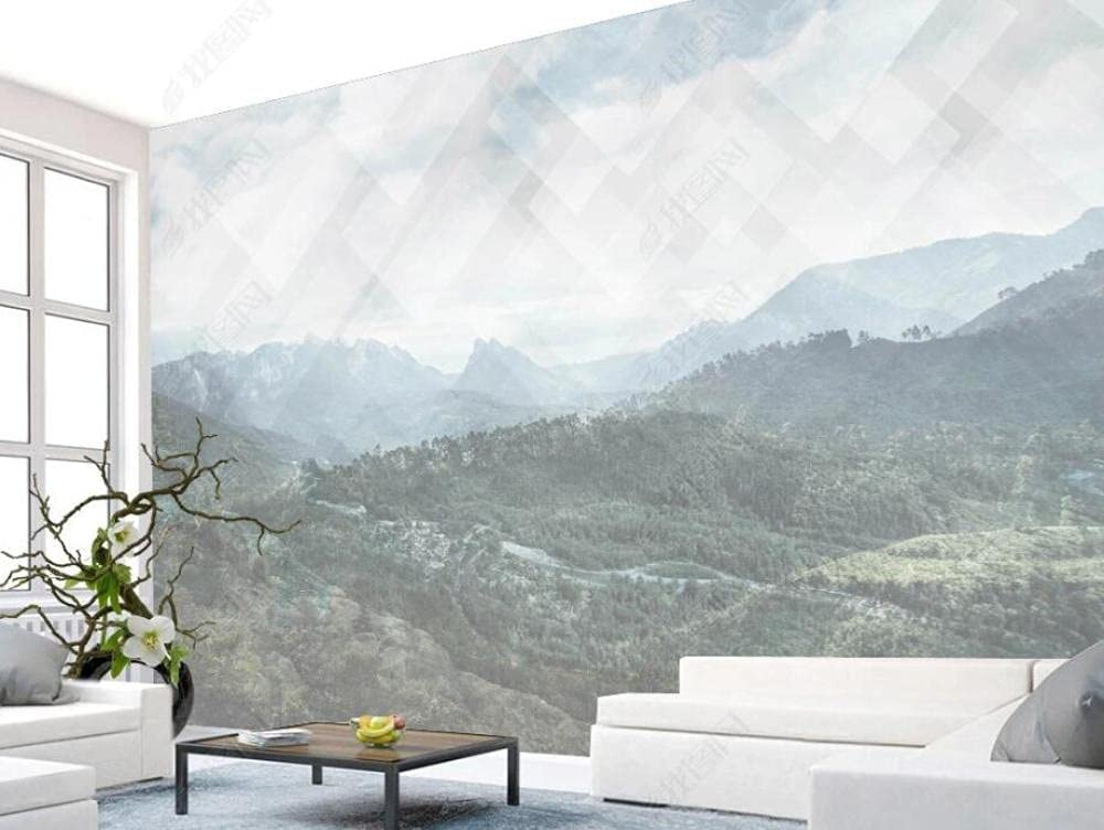 Financial sales sale Wall Mural 3D Wallpaper Murals Scenery Daily bargain sale Mountain Forest