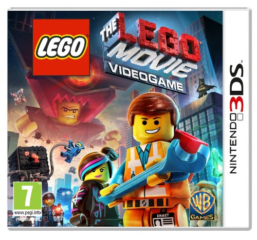 NEW & SEALED! The Lego Movie Video Game Nintendo 3DS Game UK