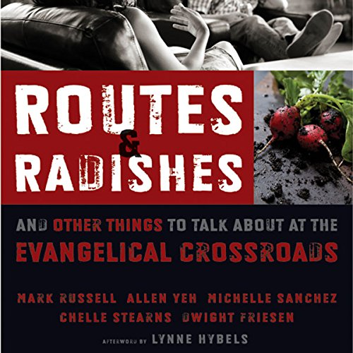 Routes and Radishes audiobook cover art