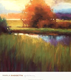 Spectral Morning by Marla Baggetta Art Print, Size 27 x 30 inches