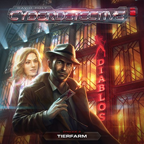 Tierfarm (Cyberdetective 2) audiobook cover art