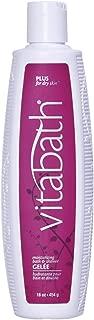 Vitabath Moisturizing Bath & Shower Gelée, Plus For Dry Skin, 16-Ounces