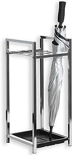 IDIMEX Paraplyställ paraplyställ paraplyställ paraplyhållare Nelia metallstativ