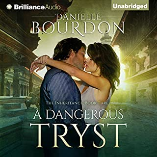 A Dangerous Tryst audiobook cover art