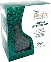 Too Naked Azulene Strip-Free Wax 28.8 Ounces