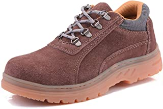 SHANLEE Labor Insurance Shoes Men's Non-Slip wear Shoes Sweat-Absorbent Breathable Shoes