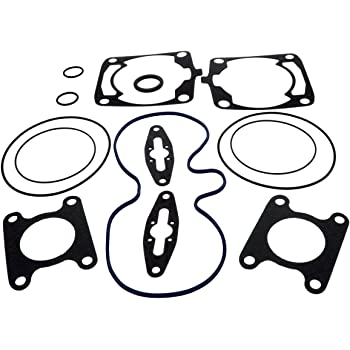 09-710238 SPI Top End Gasket Kit Most 1999-2003 Polaris 550 F//C Snowmobiles SEE LIST