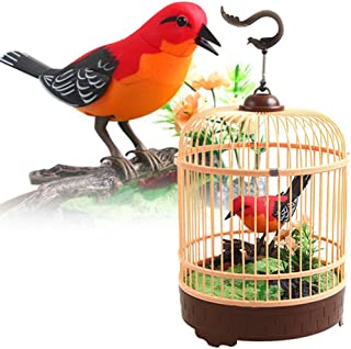 Best fake bird in cage Reviews