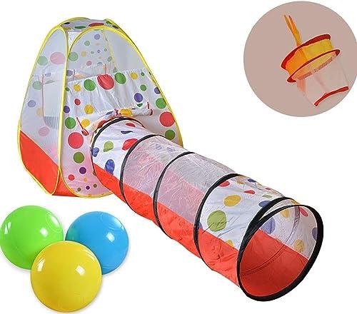 Deluxe Kids Princess Kinder Spielen Zelt, Garten Outdoor Indoor Spielhaus Outdoor Indoor 97  97  110CM (Farbe   C)