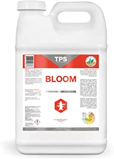 Bloom Bud Builder & Flower Hardener Plant Nutrient Supplement, Triggers Fast Flowering by TPS Nutrients, 2.5 Gallon (320 oz)