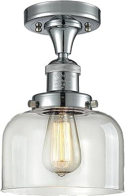 Innovations Lighting Innovations 517-1CH-PC-G72 One Light Semi Flush Mount