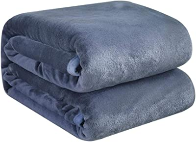 34915149ca Vaclziy Blanket Blanket Throw Coral Fleece Single Double Thick Warm Winter  Cover and Afternoon nap Blanket