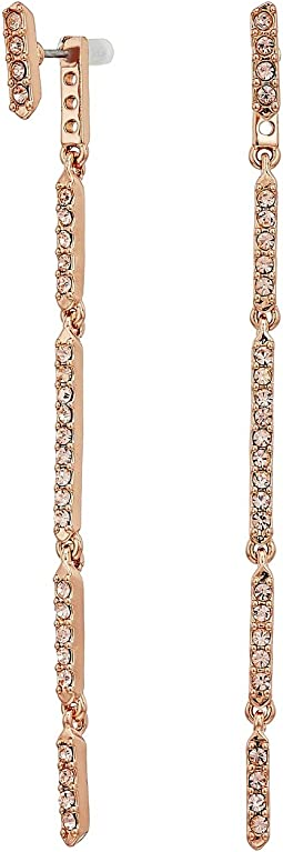 Vera Bradley - Whisper Links Linear Earrings