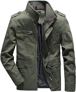 en stock plus de photos plus grand choix de 2019 Amazon.fr : veste militaire homme : Vêtements