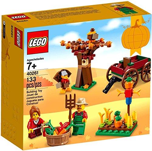 LEGO 40261 Thanksgiving Harvest 2017 Holiday Seasonal Set